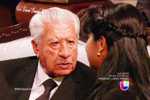Tus papás nunca te dejarán sola Cristina, don Juan Carlos siempre te ofr...