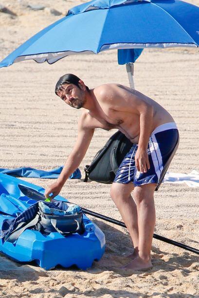Porque ya sabemos que Diego es muy guapo.