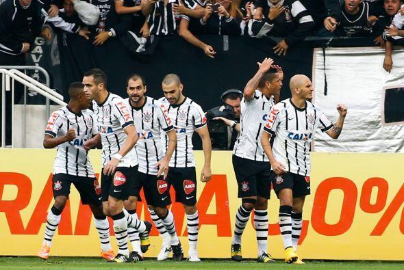 El conjunto brasileño Corinthians es el conjunto más popul...