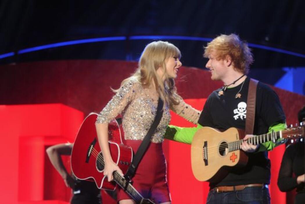 Y como no hay quinceavo malo, ahora andan diciendo por ahí que Taylor no...