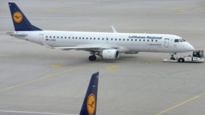 La alemana Lufthansa, la aerolínea más grande de Europa, reducirá a part...