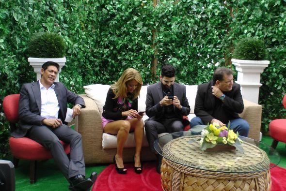 Y aprovecharon el momento para compartir con sus fans la llegada de la ú...
