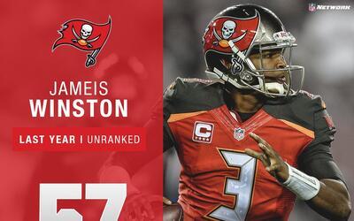 #57 Jameis Winston (QB, Buccaneers) | Top 100 Jugadores 2017
