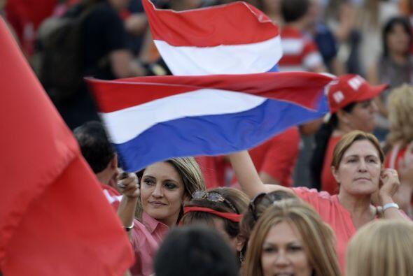 El Tribunal Superior de Justicia Electoral (TSJE) de Paraguay anunció qu...