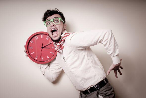 """Lo importante ahora es el tiempo, o sea, no procrastinar """"dejarlo todo p..."""