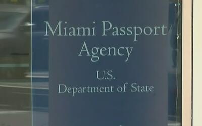 La Agencia de Pasaportes de Miami estará cerrada por un tiempo indefinido
