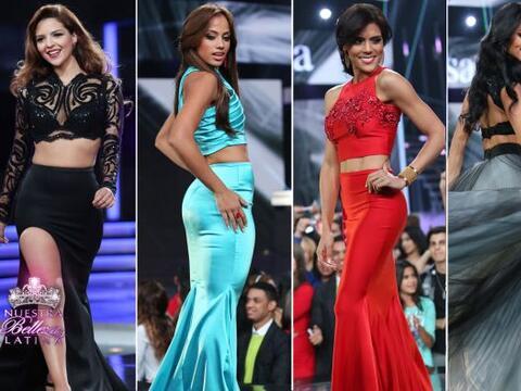 Wisin conquistó a las participantes de Nuestra Belleza Latina al...