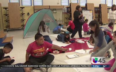 Niños sacrificaron vacaciones para preparse mejor para examen estatal