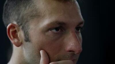 El australiano busca una plaza olímpica para Londres 2012.