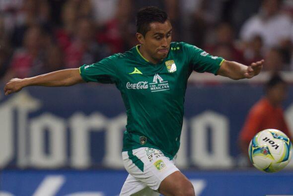 Edwin Hernández, el lateral por izquierda es pieza clave de este León, s...