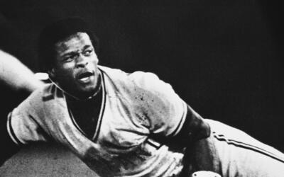 El 27 de Agosto de 1982 Rickey Henderson batió el récord de bases robada...
