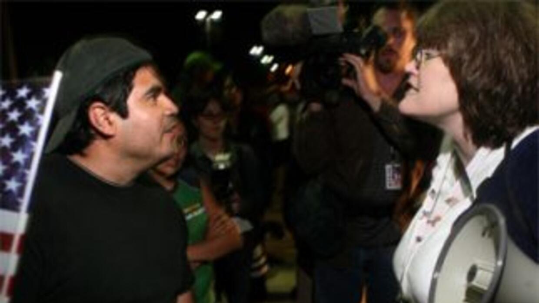 Una añeja pelea que initimidó a muchos hispanos que se fueron a vivir a...