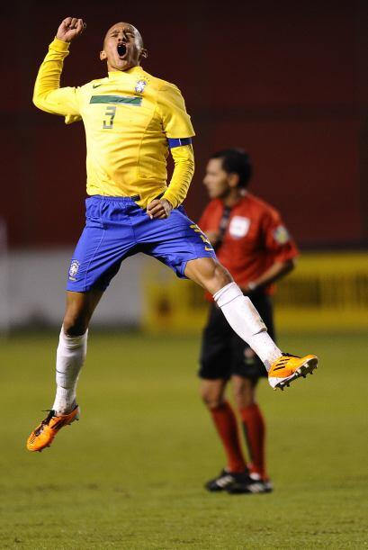 El Sub 17 de Brasil revalidó en Quito el título de Campeón Sudamericano...