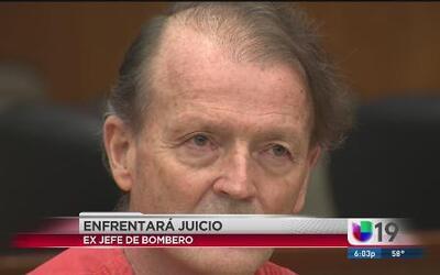 Ex Jefe de bomberos en juicio por homicidio