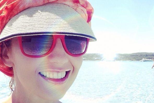Le encanta la playa así que no dudo ni tantito en visitarla.