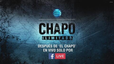 'El Chapo Ilimitado' te mostrará contenido exclusivo de la serie