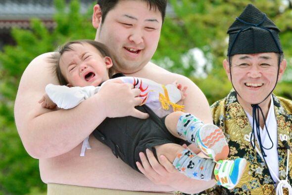 Esta competencia se lleva acabo en el Día del Niño en Jap&...