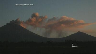 Nicaragua decreta alerta amarilla por volcán San Cristóbal