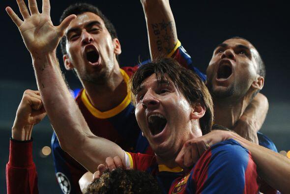 Triunfo final del Barcelona que irá con ventaja a la vuelta en su propio...