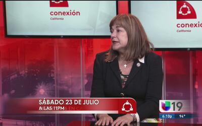 Loretta Sánchez habló del apoyo de Obama a su contrincante
