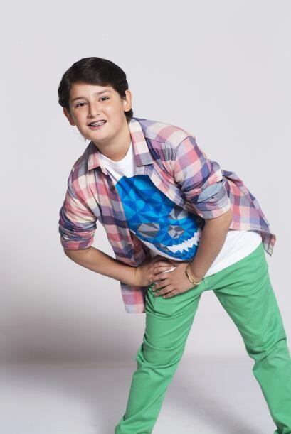 Sebastián es un soñador, nadie como él para bailar....