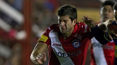 el futbolista de Lanús falleció al sufrir un choque automo...
