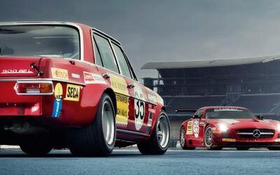 Historia visual de Mercedes-AMG