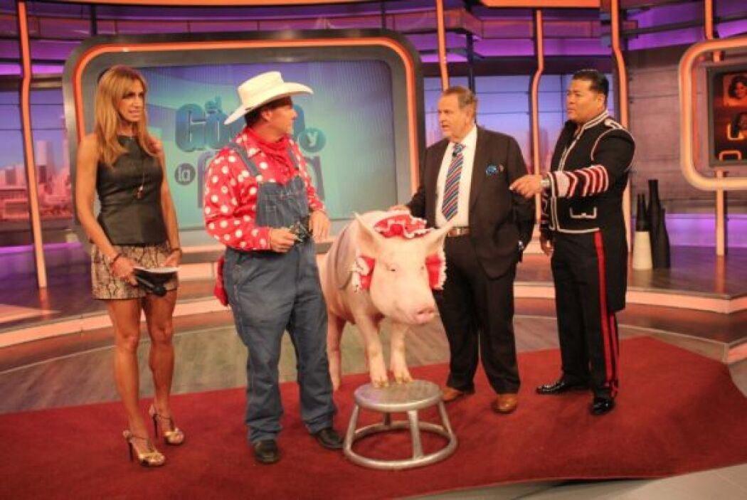 El Circo de los Hermanos Vázquez ha tenido una gira por los Estados Unidos.