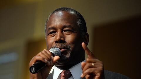 Ben Carson, nominado a secretario de Vivienda y Desarollo Urbano por Don...