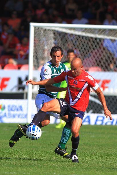 El duelo no fue fácil para Veracruz que no encontró la manera de hacerle...