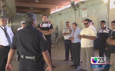 Policías mexicanos serán entrenados en Fort Worth