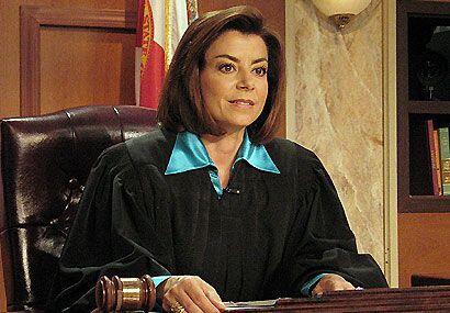 La jueza Cristina Pereira unió a una familia.