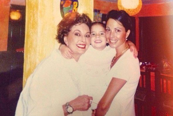 Las penas de Talina Fernández comenzaron desde 2005, cuando su hi...