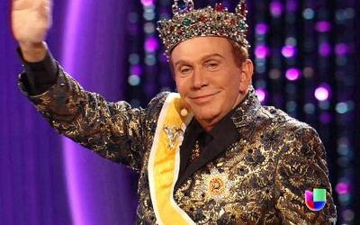 Osmel Sousa tuvo una entrada triunfal en Nuestra Belleza Latina