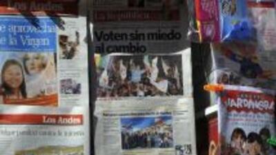 Los peruanos se debaten entre Keiko Fujimori y Ollanta Humala para la pr...