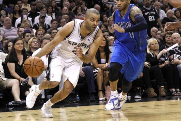 Los Spurs evitaron ser el quinto equipo desde la temporada de 1983-84, c...
