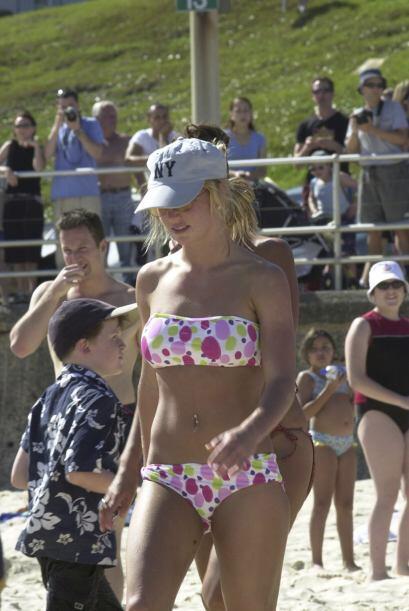 Antes todas rogábamos por tener el cuerpo de Britney Spears.