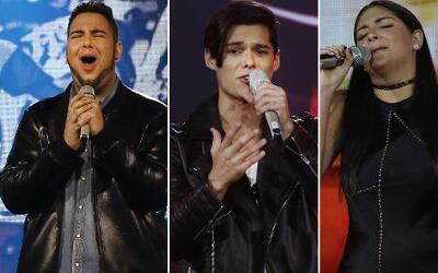 Ellos tres tienen sentimientos encontrados con las que regresaron