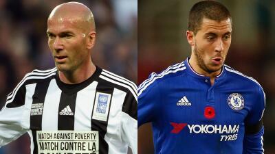 Hazard, uno de los favoritos de Zidane