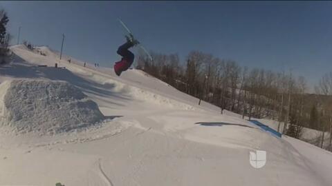 ¿Se caerá el esquiador o saldrá ileso?