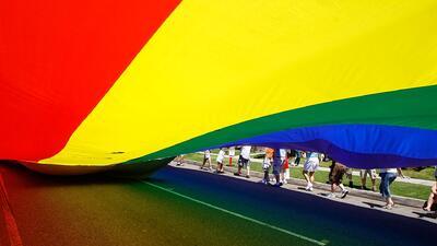 Este domingo se realizará el desfile del orgullo gay en Long Beach