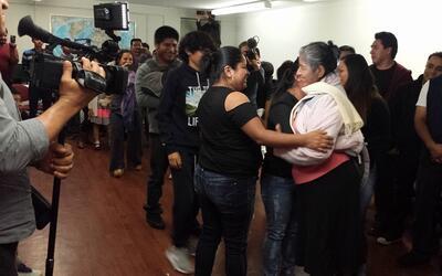 Una familia poblana se reúne en Staten Island gracias al programa Ñani M...
