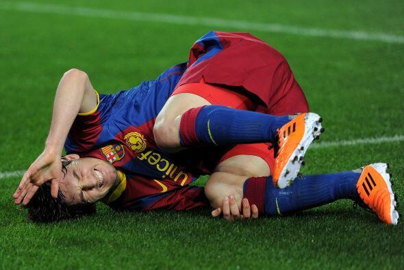 En el fútbol se castiga mucho a los habilidosos. Messi no es de f...
