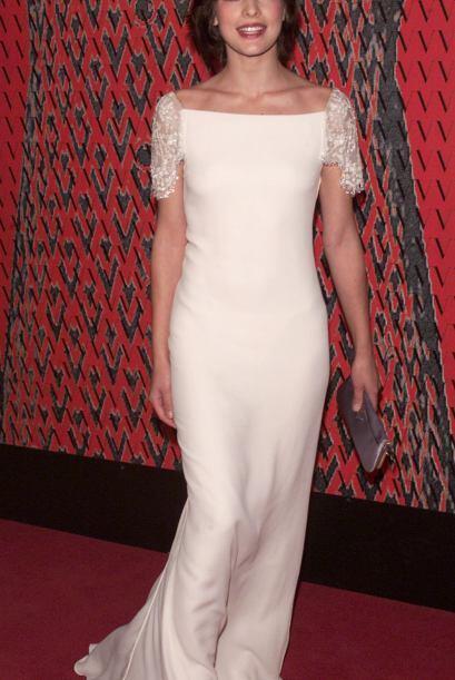 El talento de Milla es herencia de su madre Galina Jovovich, quien fuera...