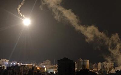 Israel lanza fuerte ofensiva nocturna en Gaza