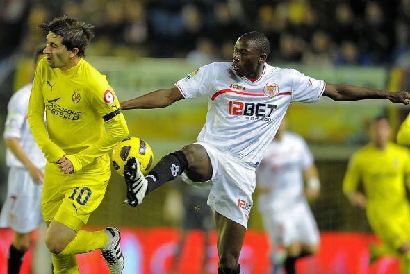 El otro partido del día fue el encuentro entre Villarreal y Sevilla.