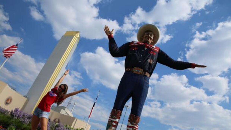 Feria Estatal de Texas 2014