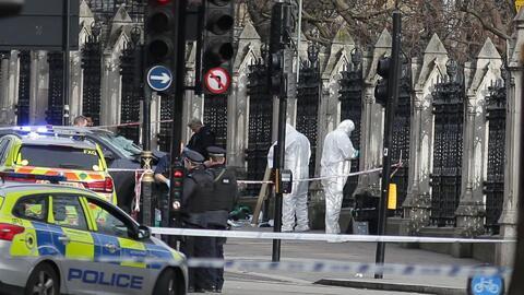 Los momentos de angustia que se vivieron en el Reino Unido tras el ataqu...