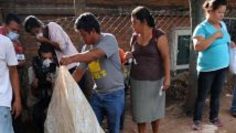 El incendio en la cárcel de Comayagua dejó un saldo de 361 reos muertos.