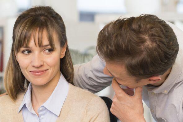Los problemas de pareja se arreglan en pareja, si no expresas la situaci...